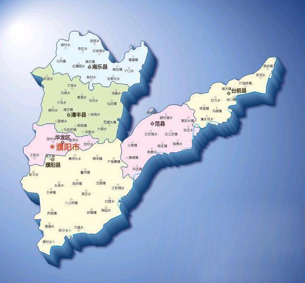 鹤壁淇县城乡规划图